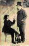 Colette et son époux, Willy