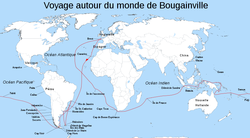 dissertation supplement au voyage de bougainville
