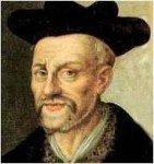 portrait de Rabelais, anonyme, XVII°siècle
