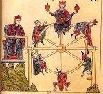 Une carte du tarot